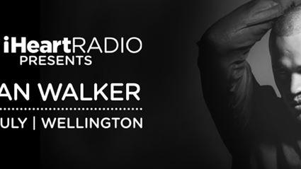 Stan Walker Live In Wellington Photos