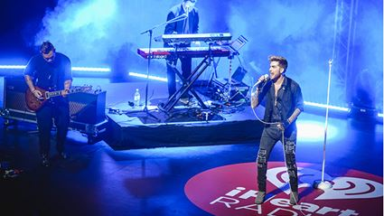 Adam Lambert Live At The Civic
