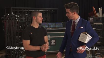 How Many Questions Can Nick Jonas Answer in 60 Seconds?