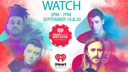 Watch The iHeartRadio Music Festival Live