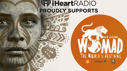 iHeartRadio Is Proud To Support WOMAD - The World's Festival