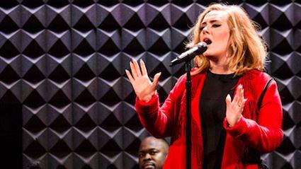 Adele Returns To Joe's Pub For Intimate iHeartRadio Album Premier