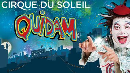 Quidam by Cirque Du Soleil Interview