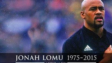 Jonah Lomu Memorial Service