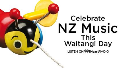 Celebrate NZ Music With iHeartRadio