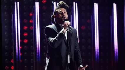 The Weeknd's Grammys 2016 Performance Video - Watch Now!