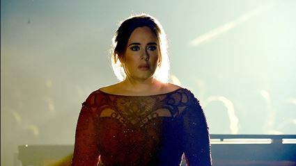 Adele Speaks Out About Her 'Out Of Tune' Grammy Performance.