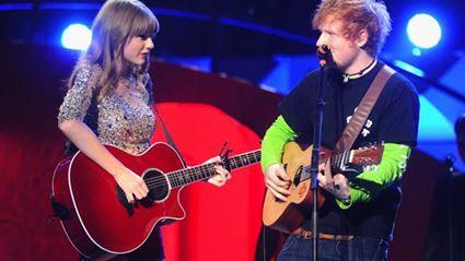 Taylor Swift's Birthday Message to Ed Sheeran Is Friendship Goals