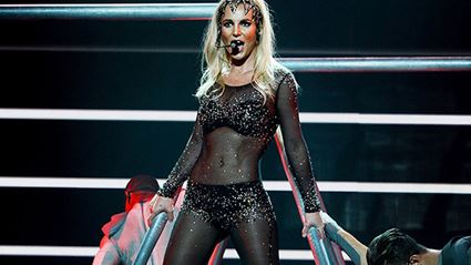 Britney Spears Is '80 Percent Done' With Her New Album