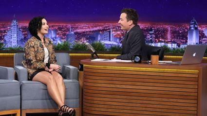 Demi Lovato Wheel Of Musical Impersonations