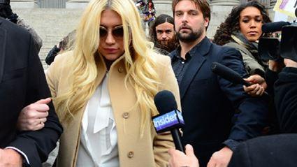 Demi Lovato & Lorde Support Kesha After Lawsuit Verdict
