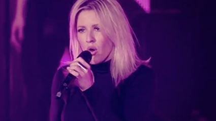 Watch: Ellie Goulding 'Something In The Way You Move' Video