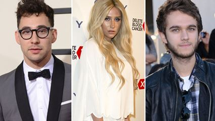 Jack Antonoff & Zedd Offer To Make Music With Kesha