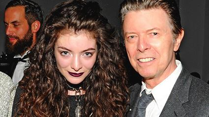 Lorde Tributes David Bowie At The Brit Awards