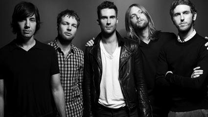 Maroon 5 To Perform iHeartRadio Music Awards