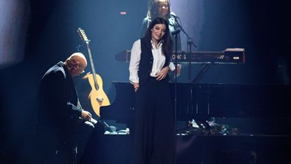 Lorde Gets The Not Of Approval From David Bowie's Song For Brit Awards Tribute