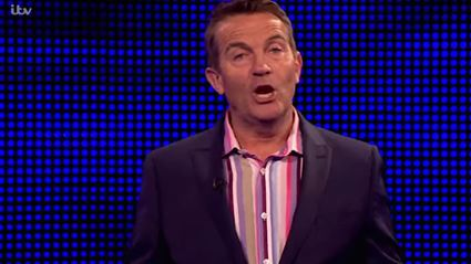 'The Chase' Host Struggles to Hold It Together (AGAIN!) in Hilarious Outtake