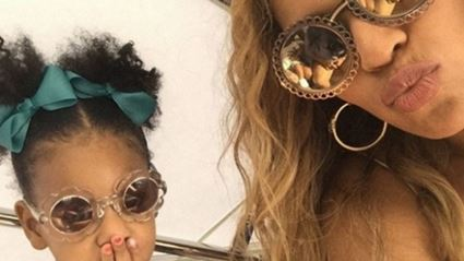 Beyonce Performs at Blue Ivy's School Fundraiser