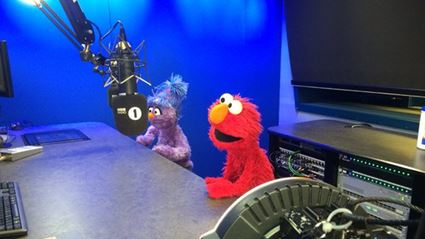 WATCH: Sesame Street's Elmo & Phoebe Singing One Direction's 'History'