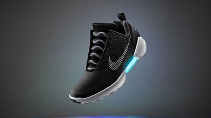 """Nike Are Launching """"Self Lacing"""" Shoes"""