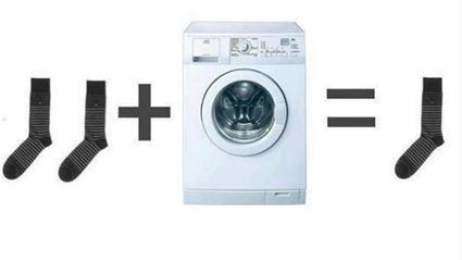 Where Do Socks Go In The Washing Machine?
