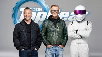 Watch: The First Trailer For The New Series Of 'Top Gear!'