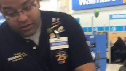 Watch: Walmart Employee Amazing Scooby Doo Impersonation