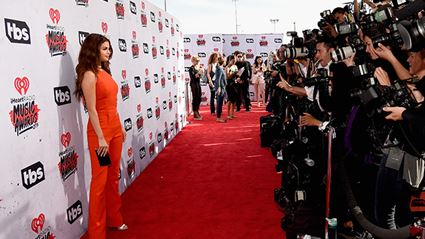 2016 iHeartRadio Music Awards Red Carpet