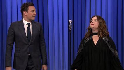 Jimmy Fallon Lip Sync Battle with Melissa McCarthy