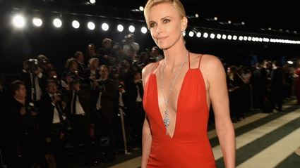 Charlize Theron: Its Hard for 'Gorgeous, Pretty Actresses Like Me'