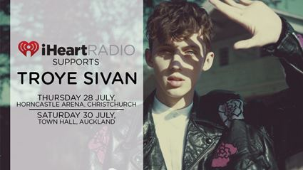 Troye Sivan Interview by Cam Mansel
