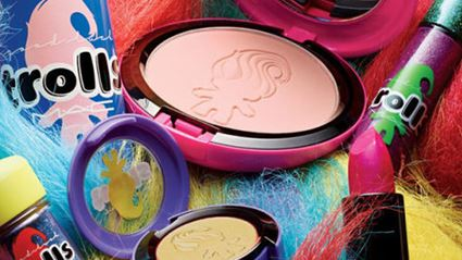MAC Is Releasing A Trolls Line, Straight From The 90s!