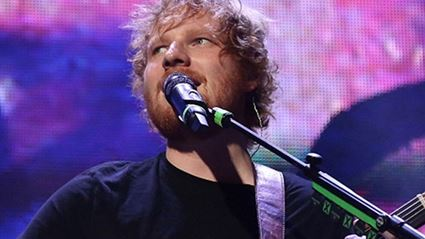Here's Photo Proof That Ed Sheeran is Currently in NZ!