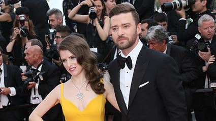 Anna Kendrick And Justin Timberlake Bring 'True Colors' To Cannes