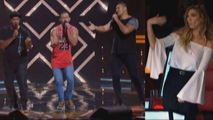 Kiwi Trio Deliver 'Best Vocal Audition' On The Voice Australia