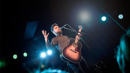 Passenger Live At The Tuning Fork 2016