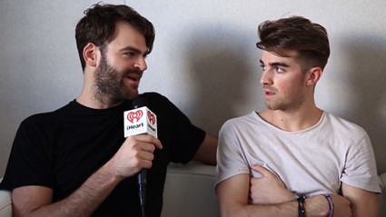 The Chainsmokers reveal what tweet they could take back