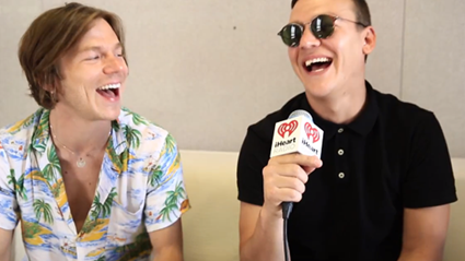 Cage The Elephant reveal when they first heard their song on the radio
