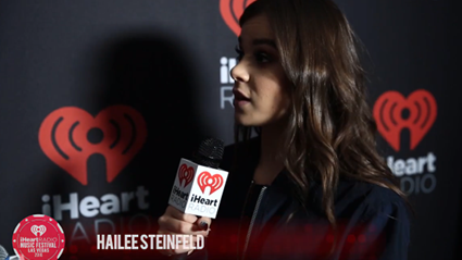 Hailee Steinfield opens up about awkward party experience