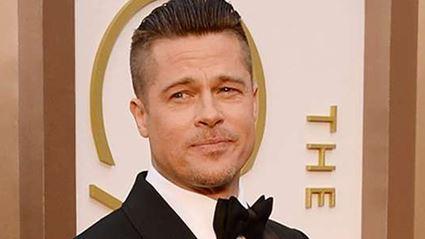 Is this really Brad Pitt's new girlfriend?