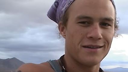 The trailer for Heath Ledger's doco is here