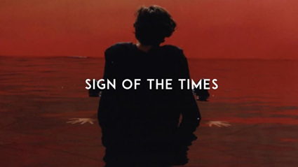 Harry Styles reveals what 'Sign Of The Times' is about (and it's not One Direction)