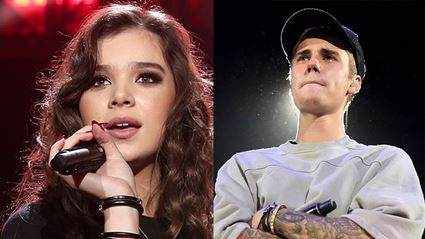 Hailee Steinfeld responds to rumours that she's dating Justin Bieber