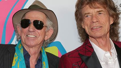 A Rolling Stones musical is in the works