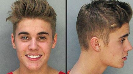 Justin Bieber's just gotten in trouble with the law again