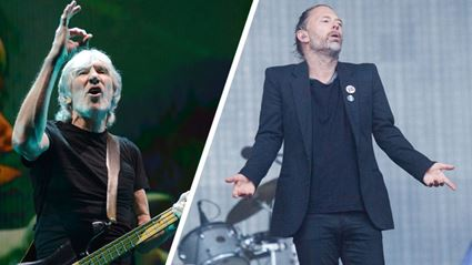 """Roger Waters has blasted Thom Yorke for """"whining"""""""