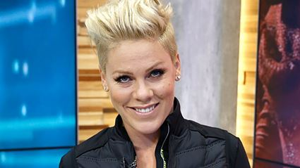 "Pink is being slammed for putting her baby in ""danger"" in Instagram photo"