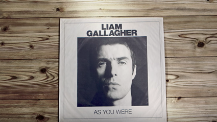 """Listen to the new Liam Gallagher song """"For What It's Worth"""""""