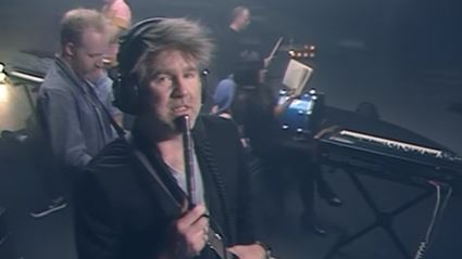 """Watch the official video from LCD Soundsystem for """"tonite"""""""