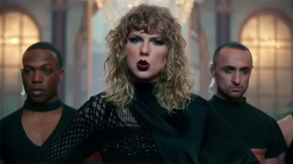 Fans link Taylor Swift's new song to this iconic 90s track
